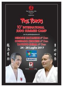 International Judo Summer Camp 2017